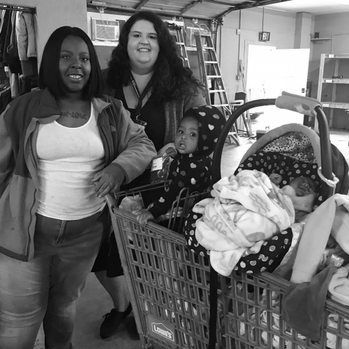Mercy Mall | FREE Clothing For Families in Crisis | Charitable Organization