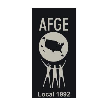 AFGE Local 1992 - logo